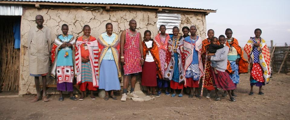 Opnames bij de Massai, Tanzania