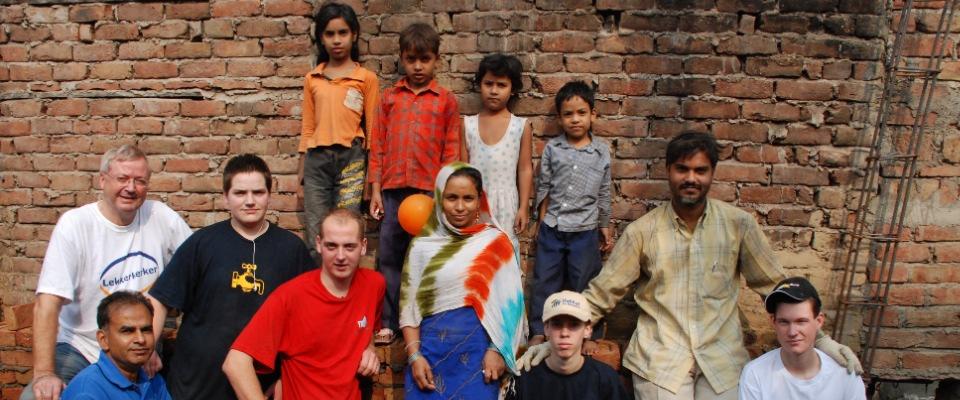 Webserie voor het MBO, India