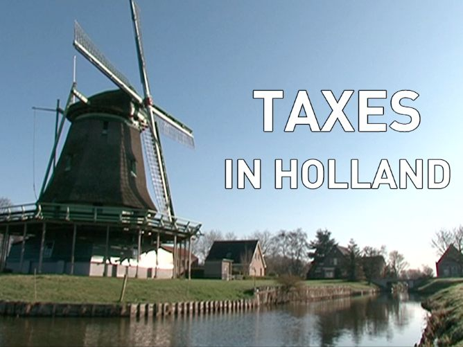 Texas in Holland