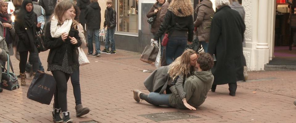Online video AXE, Amsterdam